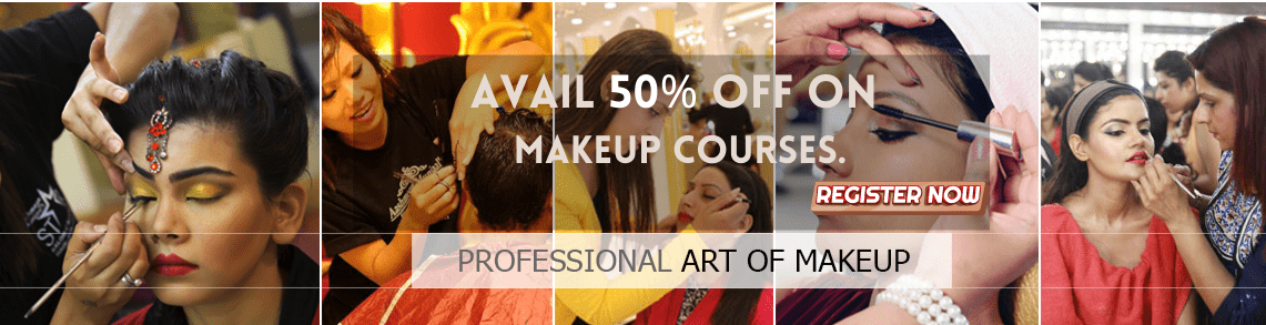 Professional Makeup Academy In Delhi, Make Up Artist Courses In Delhi, Best Makeup Institute In Delhi| Aashmeen Munjaal's Star Hair & Makeup Academy